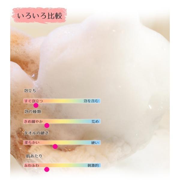 ボディタオル 日本製 2枚セット 抗菌防臭 純銀 肌触り やわらか (300050)(yz)|msstore-1147|04