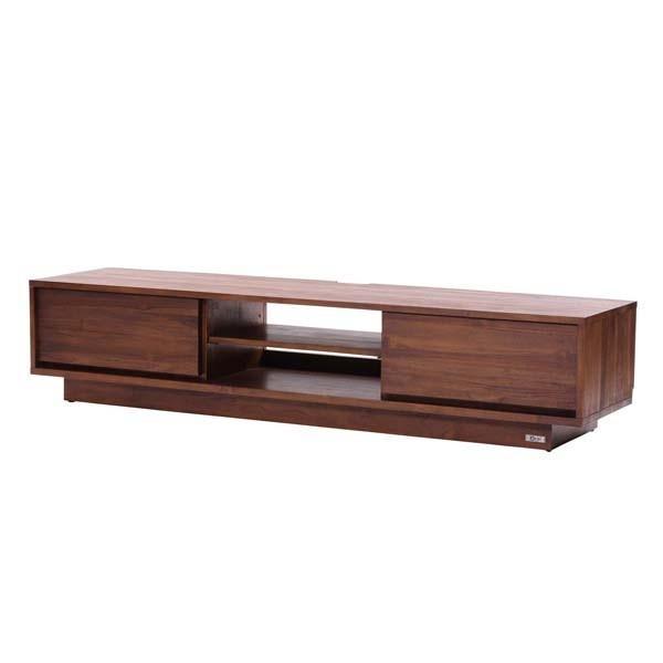 アジアン家具 @CBi(アクビィ) VILLA TVボード 幅160cm ACW540KA (50716)(RW)|msstore-1147