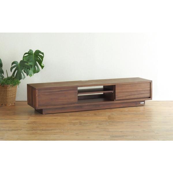 アジアン家具 @CBi(アクビィ) VILLA TVボード 幅160cm ACW540KA (50716)(RW)|msstore-1147|02