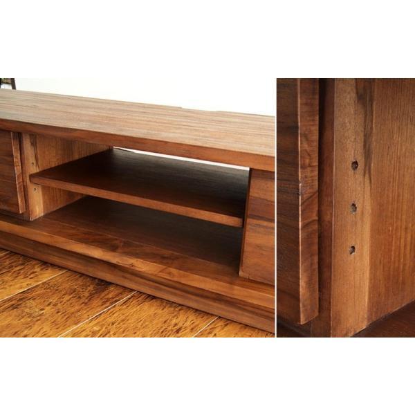 アジアン家具 @CBi(アクビィ) VILLA TVボード 幅160cm ACW540KA (50716)(RW)|msstore-1147|08