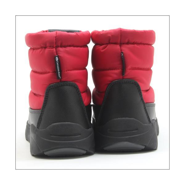 Canadian East カナディアンイースト グリーンレーベル キッズ ジュニア ダウンブーツ ウィンター ブラック レッド ネイビー 防寒 防水 子供用 冬靴 17-24cm|mstage|08