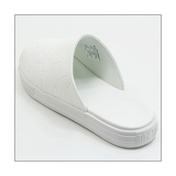 コンバース CV サンダル ST ブラック ホワイト CONVERSE CV SANDAL ST BLACK WHITE ユニセックス レディースサイズ|mstage|05