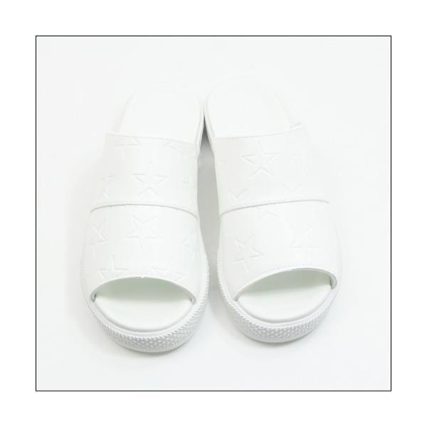 コンバース CV サンダル ST ブラック ホワイト CONVERSE CV SANDAL ST BLACK WHITE ユニセックス レディースサイズ|mstage|08