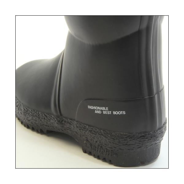 第一ゴム フレッシュ W50 レディース 防滑 防寒 長靴 ブラック 冬用 雪道 除雪 完全防水 スノーブーツ レインブーツ 作業 日本製|mstage|04