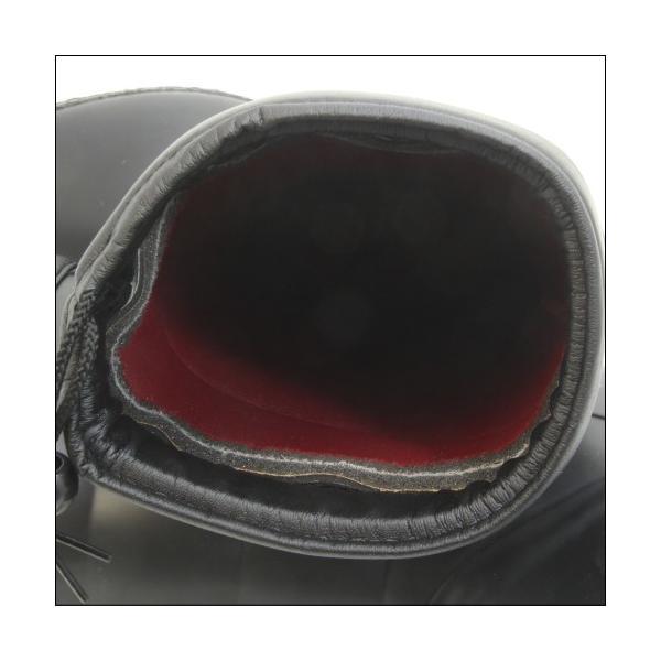 第一ゴム フレッシュ W50 レディース 防滑 防寒 長靴 ブラック 冬用 雪道 除雪 完全防水 スノーブーツ レインブーツ 作業 日本製|mstage|09