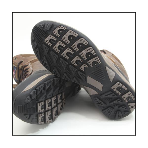 エドウィン 防水 防寒 ウインター ブーツ メンズ スノーブーツ ミッドカット トレッキング 登山 アウトドア ワークブーツ EDWIN EDS-9120|mstage|12