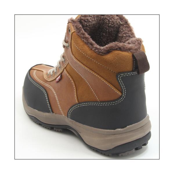 エドウィン 防水 防寒 ウインター ブーツ メンズ スノーブーツ ミッドカット トレッキング 登山 アウトドア ワークブーツ EDWIN EDS-9120|mstage|10