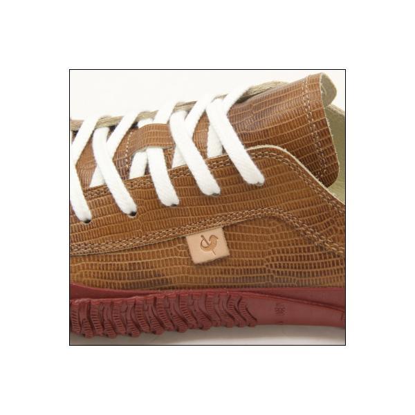 SPINGLE MOVE スピングルムーブ SPM-033 OAK(オーク) (メンズ) made in japan ハンドメイド(手作り)スニーカー(革靴)|mstage|03