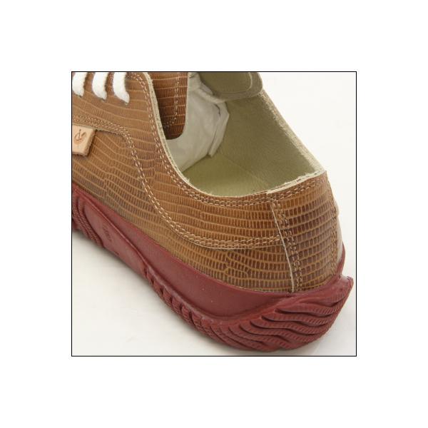 SPINGLE MOVE スピングルムーブ SPM-033 OAK(オーク) (メンズ) made in japan ハンドメイド(手作り)スニーカー(革靴)|mstage|04