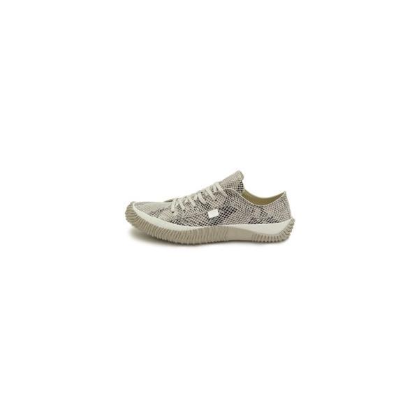 スピングルムーブ スネーク 蛇柄 ホワイト メンズ ハンドメイド 手作り スニーカー 革靴 SPINGLE MOVE SPM-104R WHITE made in japan|mstage|11