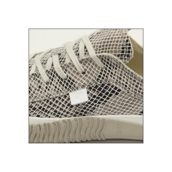 スピングルムーブ スネーク 蛇柄 ホワイト メンズ ハンドメイド 手作り スニーカー 革靴 SPINGLE MOVE SPM-104R WHITE made in japan|mstage|03