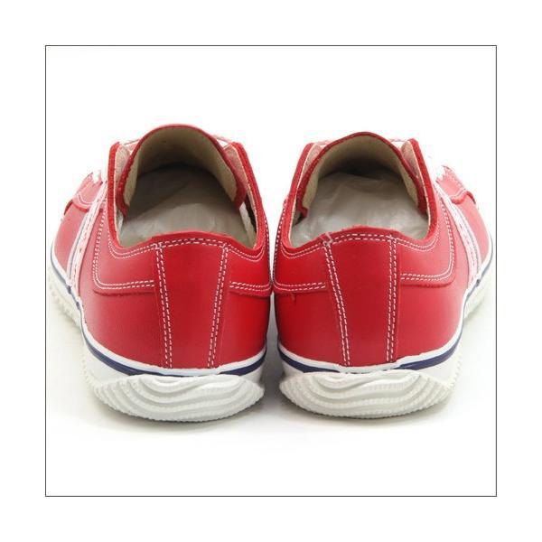 スピングルムーブ SPINGLE MOVE SPM-139 RED(レッド) 広島東洋カープ メンズ made in japan ハンドメイド 手作り スニーカー 革靴|mstage|11