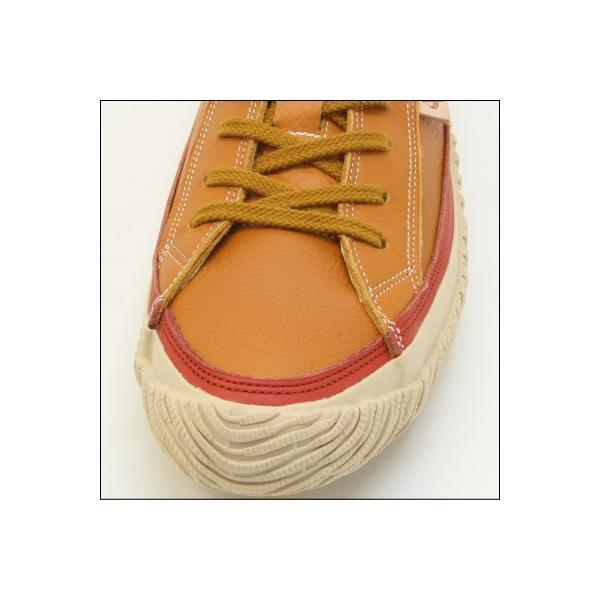 SPINGLE MOVE スピングルムーブ SPM-241 CAMEL(キャメル) made in japan ハンドメイド(手作り)スニーカー メンズ 革靴|mstage|02