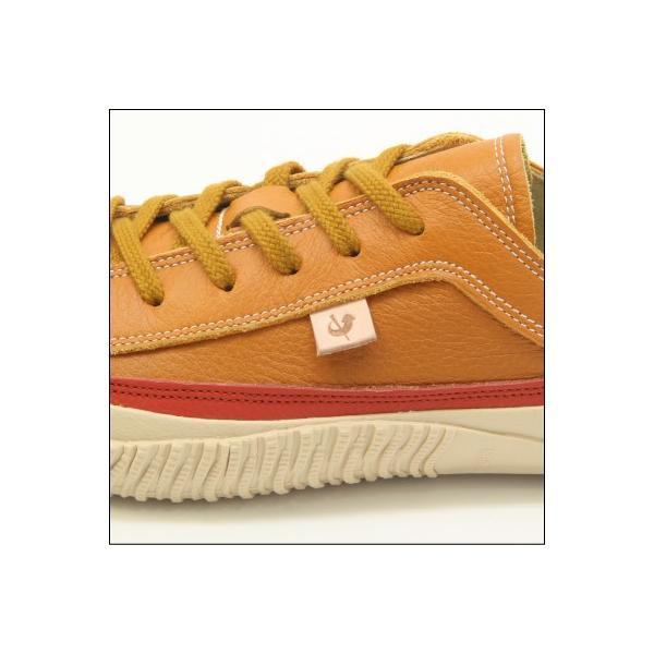 SPINGLE MOVE スピングルムーブ SPM-241 CAMEL(キャメル) made in japan ハンドメイド(手作り)スニーカー メンズ 革靴|mstage|03