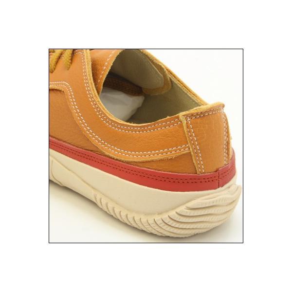 SPINGLE MOVE スピングルムーブ SPM-241 CAMEL(キャメル) made in japan ハンドメイド(手作り)スニーカー メンズ 革靴|mstage|04