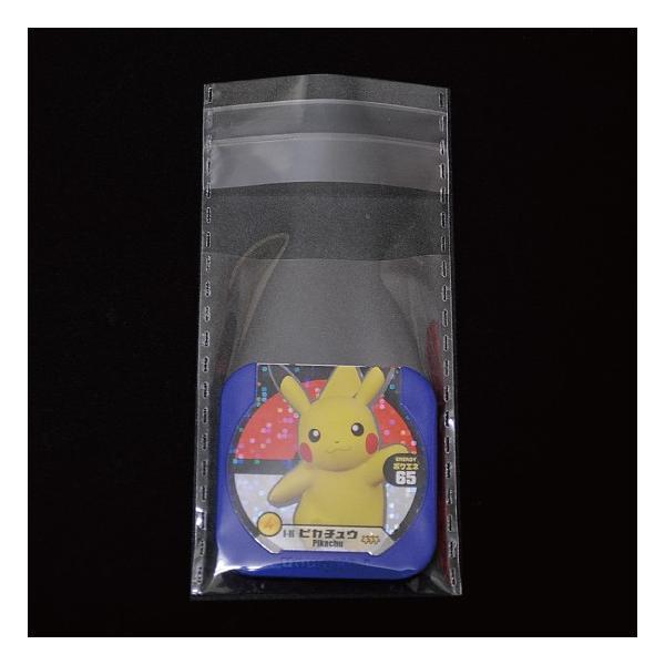 OPP袋(透明)テープ付 厚口0.05(50ミクロン)50×67mm ポケモントレッタ用 200枚入 mt-ishop 02