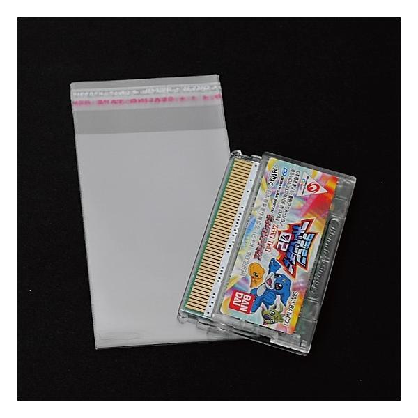OPP袋 #50 のり付(ポケモントレッタなど)ポスト便 送料無料 200枚入|mt-ishop|06