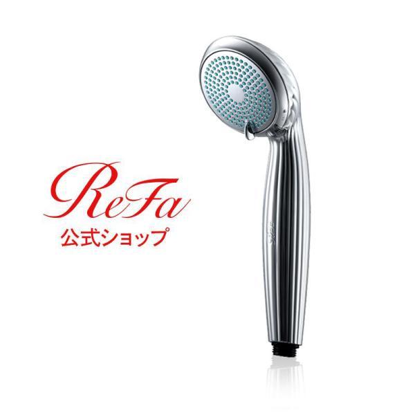 シャワーヘッド リファファインバブル ReFa FINE BUBBLE シャワーヘッド 美容 節水 頭皮 毛穴 汚れ 優しい MTG|mtgec