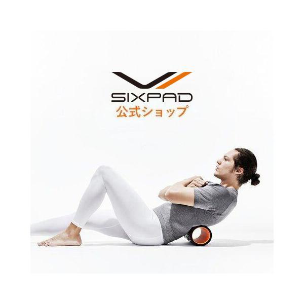 シックスパッドボディローラーSIXPADFitnessSeriesフィットネスセルフストレッチ柔軟運動背中腕脚