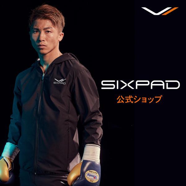 シックスパッドサウナスーツSIXPADsaunasuit代謝発汗ウォーキングストレッチトレーニング伸縮反射夜間男女兼用サイズ全身