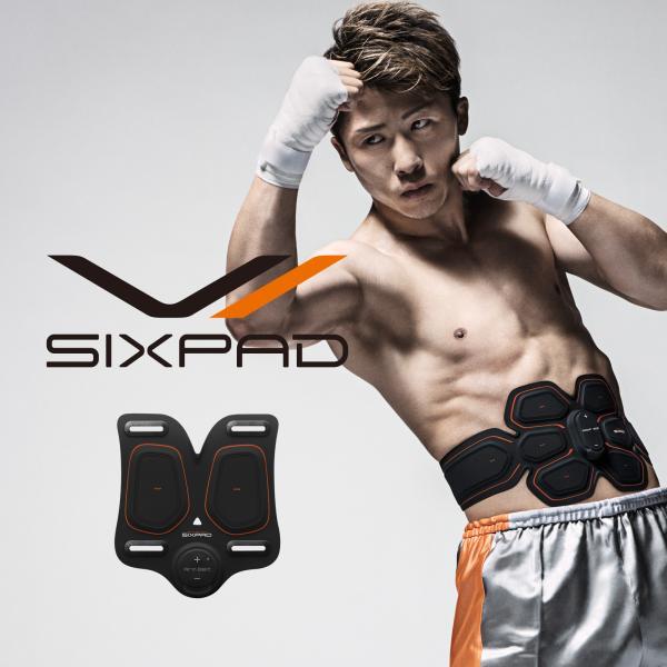 EMS筋肉腕シックスパッドアームベルトarmbeltSIXPADシックスパット器具筋トレ二の腕本体P10