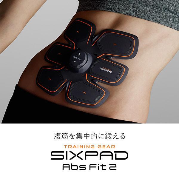 EMS 腹筋 シックスパッド アブズフィット2 SIXPAD sixpad ems 筋トレ シックスパット シックスパック ダイエット 器具|mtgec|04