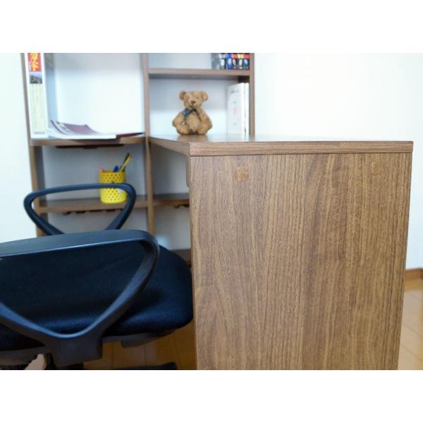 テーブル+パネル脚+棚コネクター1個付セット|mugen-cf|04