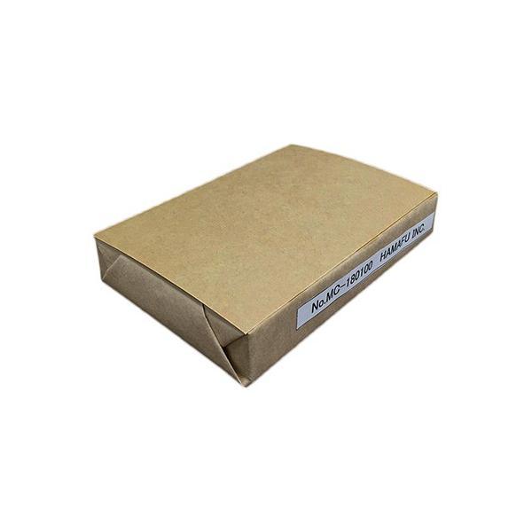 NO.MC180-100  クラフト紙 両面無地ハガキ 厚手 (100mmX148mm)【100枚】 DMやサンクスカードに最適