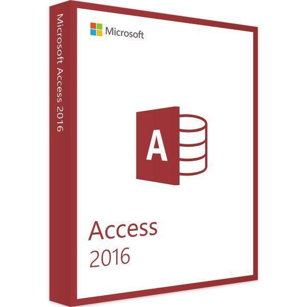 Access 2016 1/2PC ダウンロード版