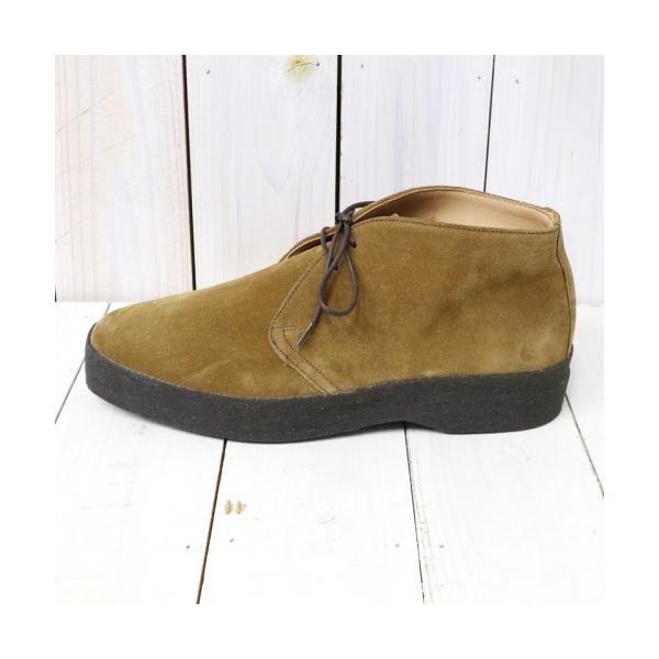 6140BS サンダース SANDERS HOLBORN チャッカブーツ ビジネス メンズ ミリタリー 靴 ブラック