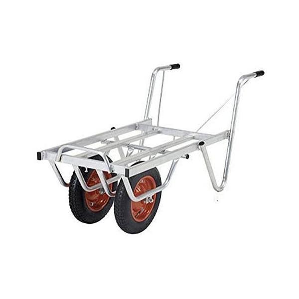 アルインコ SKX02Wアルミ合金製 コンテナカー/リヤカー 二輪車(一輪車) SKP02W