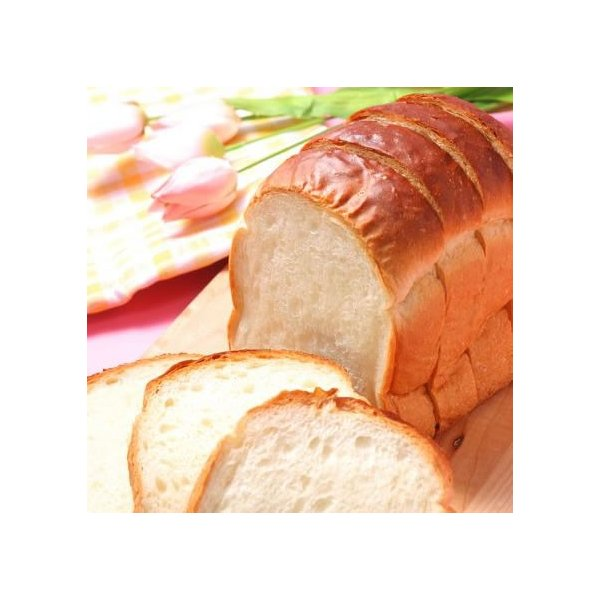 イギリス食パン 天然酵母・無添加 2斤セット しんさんのパン屋|mummy-kusagaya