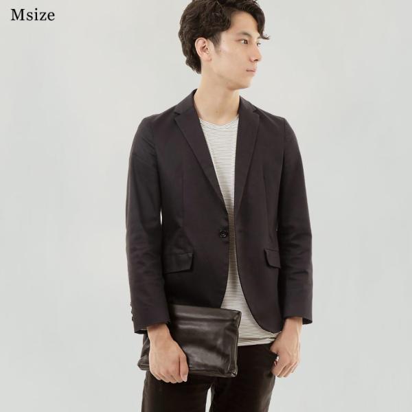 クラッチバッグ メンズ 小さめ 本革 レザー  ビジネス 結婚式 ブラック|mura|02