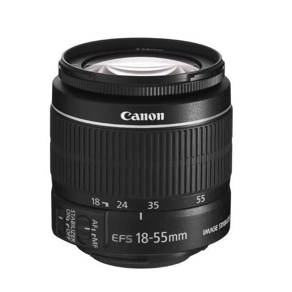 Canon 標準ズームレンズ EF-S18-55mm F3.5-.5.6 IS II APS-C対応 当店独自1年保証 キャノン 白箱タイプ   /05P05July14