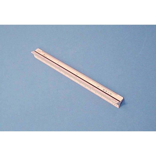 シンワ 三角スケールB-15 15cm 建築士用 74961