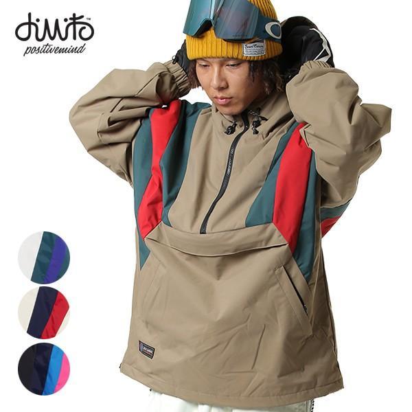 スノーボード ウェア ジャケット DIMITO ディミト ROVIN ES JACKET 19-20モデル メンズ レディース GG J19