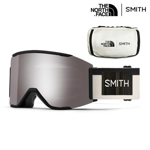 早期予約販売 スノーボード ゴーグル SMITH スミス × The North Face ノースフェイス Squad MAG スカッド マグ 21-22モデル II G2
