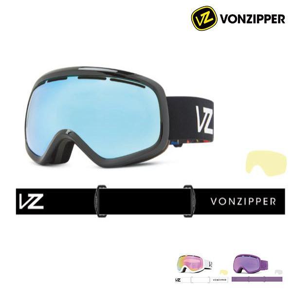 早期予約販売 スノーボード ゴーグル VONZIPPER ボンジッパー BB21M-702 SKYLAB 21-22モデル II G14