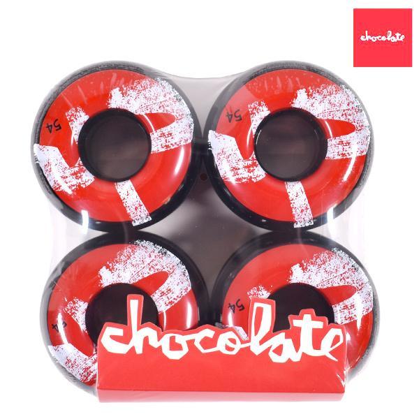 スケートボード ウィール Chocolate チョコレート WCH2-F WHEEL CHUNK CRUISER HH L25