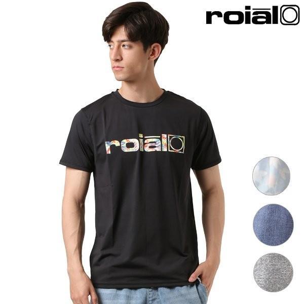 roial ロイアル メンズ 半袖 Tシャツ ユーティリティ 水陸両用  ラッシュガード R901MRG01 GG1 E11