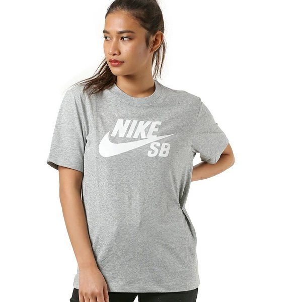 NIKE SB ナイキエスビー レディース メンズ 半袖 Tシャツ NIKE SB ナイキエスビー AR4210 063/418 GG1 A31 【返品不可】