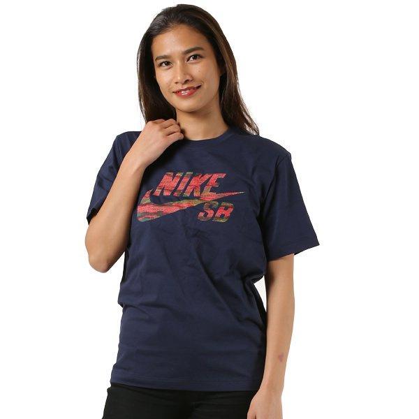 NIKE SB ナイキエスビー レディース メンズ 半袖 Tシャツ NIKE SB ナイキエスビー BV1502 GG1 A24 【返品不可】