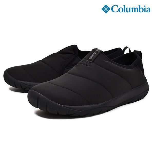 Columbia コロンビア YONCALLA MOC WATERPROOF YU0364-010 シューズ アウトドア 防水 スニーカー ムラサキスポーツ限定 HH3 K12