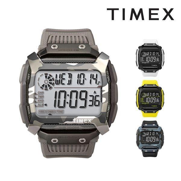 時計 TIMEX タイメックス Command コマンド TW5M18200-500 国内独占販売モデル FF F6 murasaki