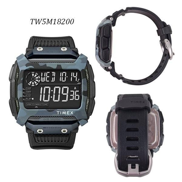 時計 TIMEX タイメックス Command コマンド TW5M18200-500 国内独占販売モデル FF F6 murasaki 02
