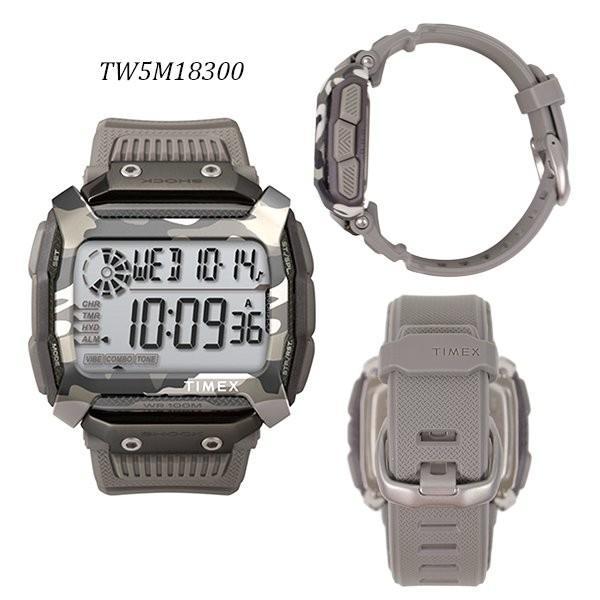 時計 TIMEX タイメックス Command コマンド TW5M18200-500 国内独占販売モデル FF F6 murasaki 03