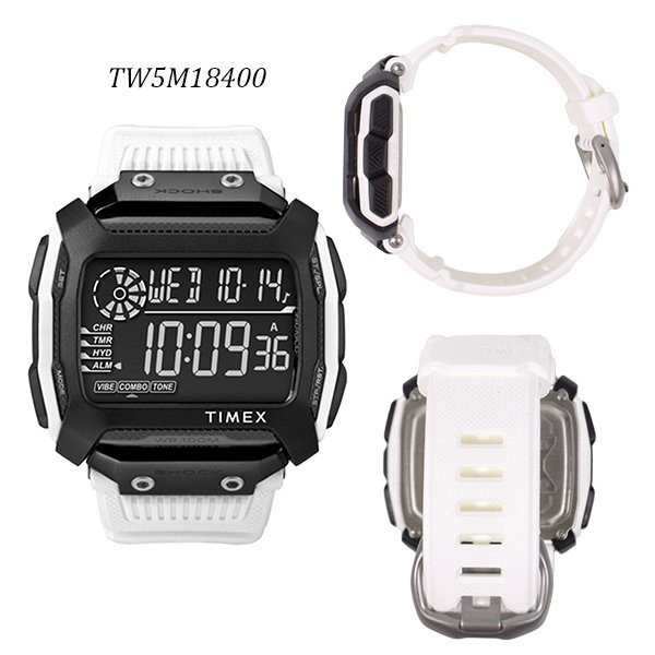 時計 TIMEX タイメックス Command コマンド TW5M18200-500 国内独占販売モデル FF F6 murasaki 04
