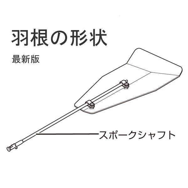 潮 ハイブリッドファン FJR ハーフクリア HBF-FJR C/W 空調 節電 エアコン 温度ムラ|muratakagu|04