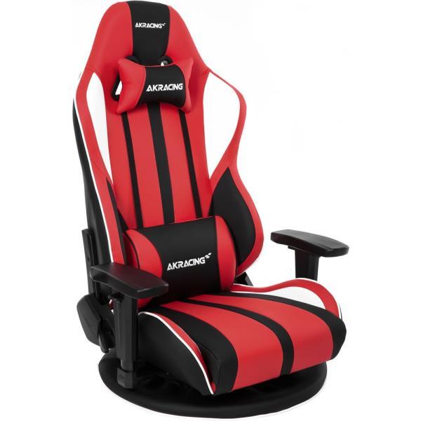 AKRacing ゲーミング座椅子 極坐 GYOKUZA ギョクザ V2 レッド AKR-GYOKUZA/V2-RED|muratakagu