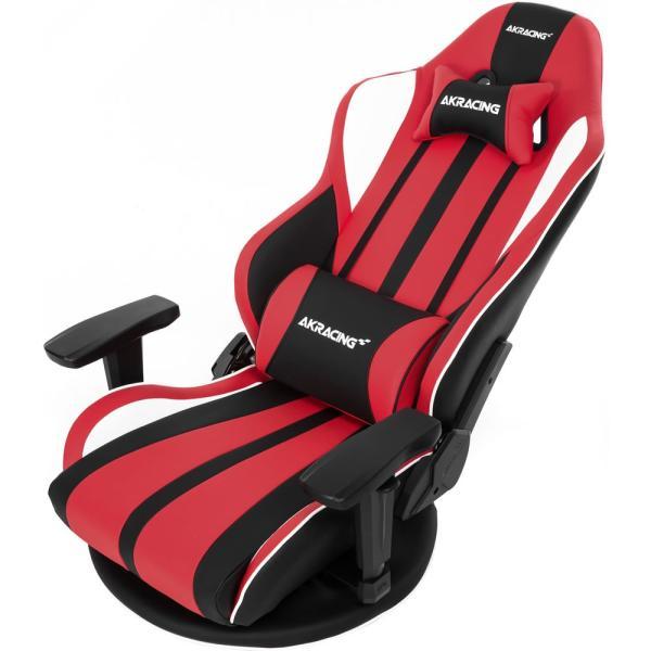 AKRacing ゲーミング座椅子 極坐 GYOKUZA ギョクザ V2 レッド AKR-GYOKUZA/V2-RED|muratakagu|03